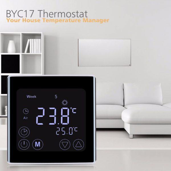 floureon Thermostat Controller
