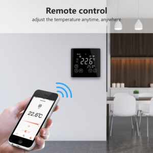WiFi Thermostat Controller